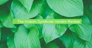 The Kratom Syndicate Vendor Review