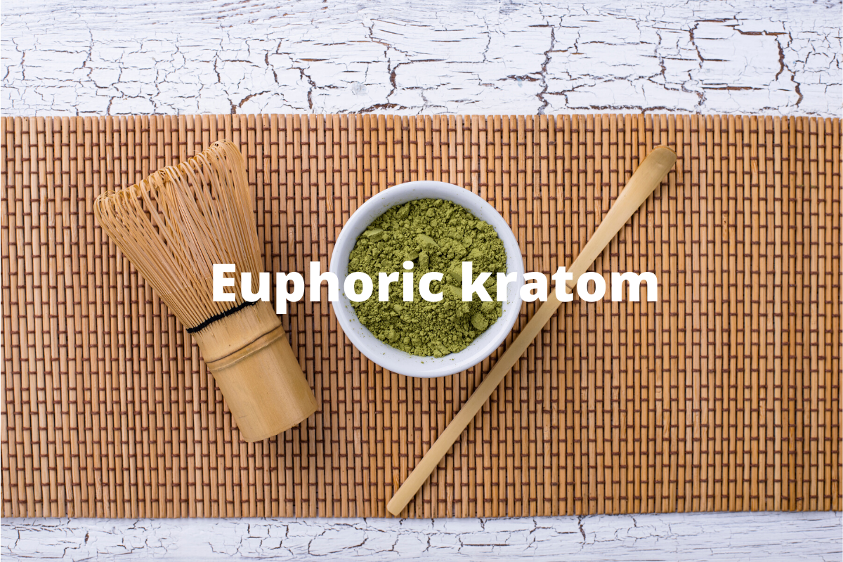 most euphoric kratom