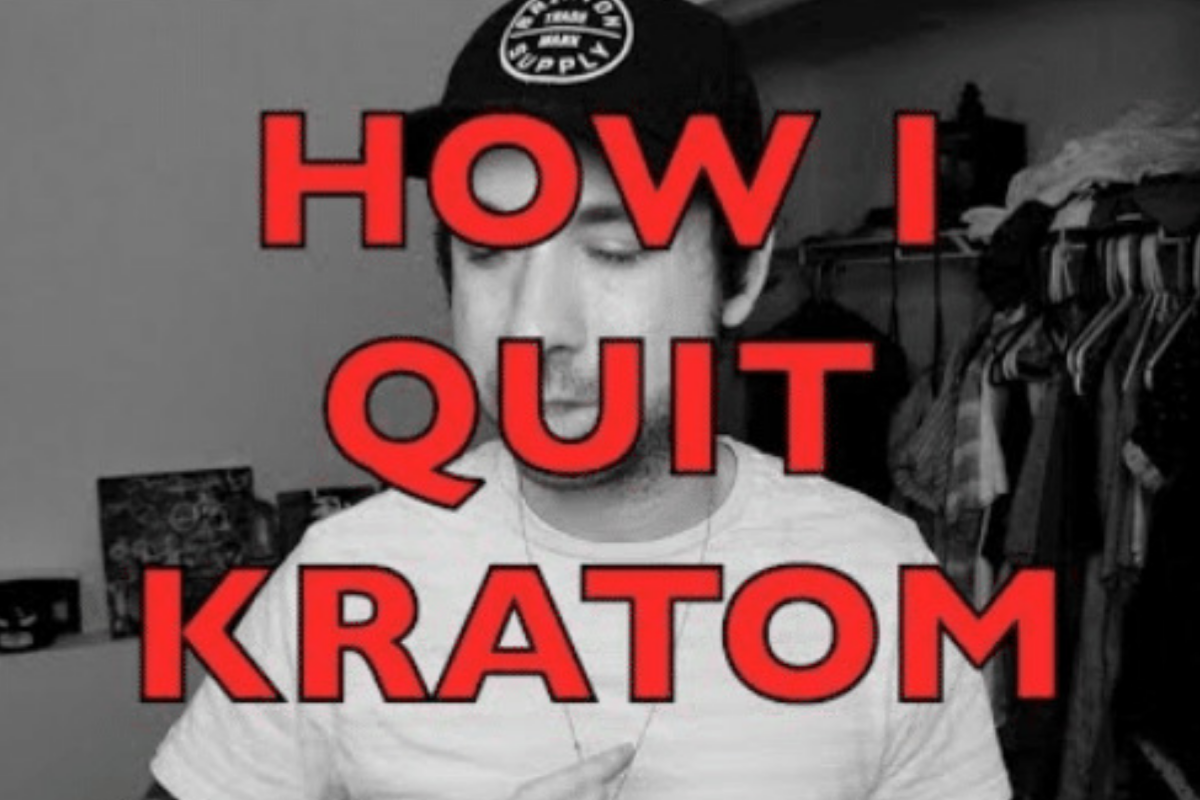 quiting kratom