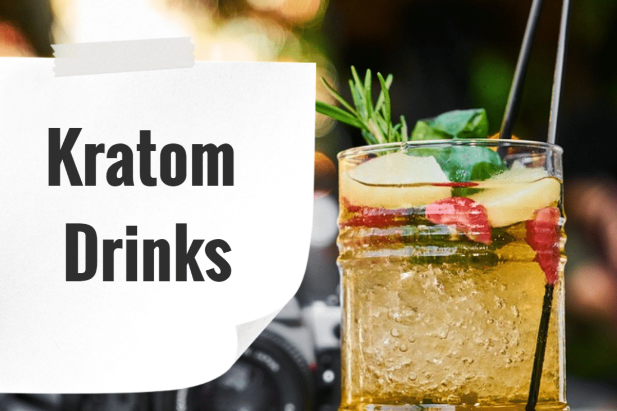 Kratom Drinks