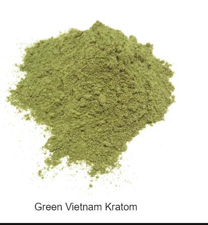 Green Vietnam Kratom