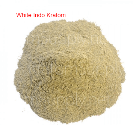 White Indo Kratom