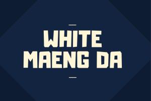 White Maeng Da