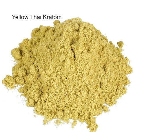 Yellow Thai Kratom