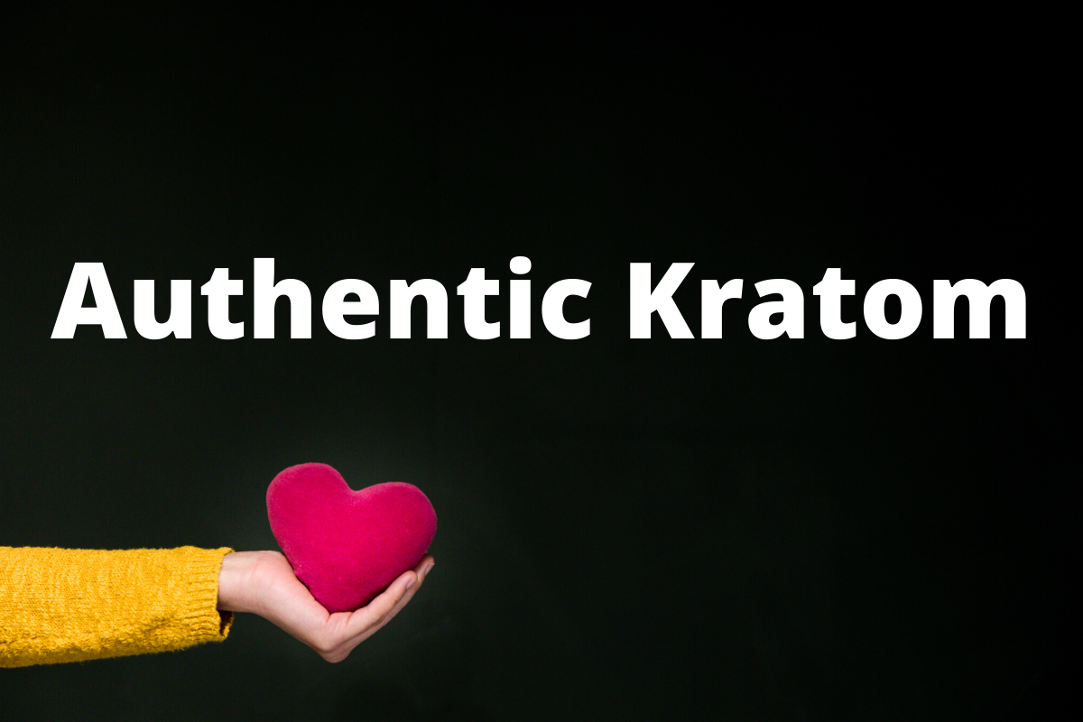 Authentic Kratom