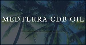 Medterra CDB oil