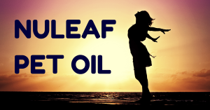 nuleaf naturals PET OIL