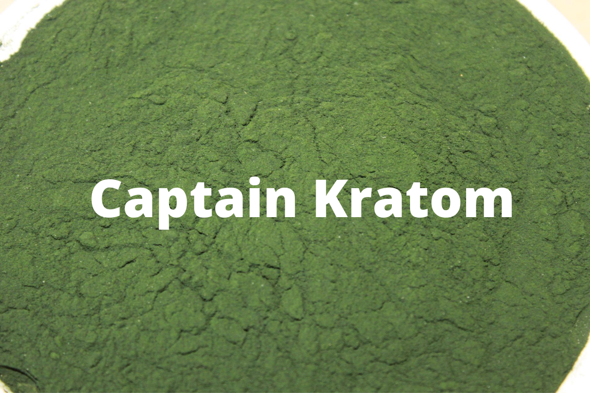 Captain Kratom