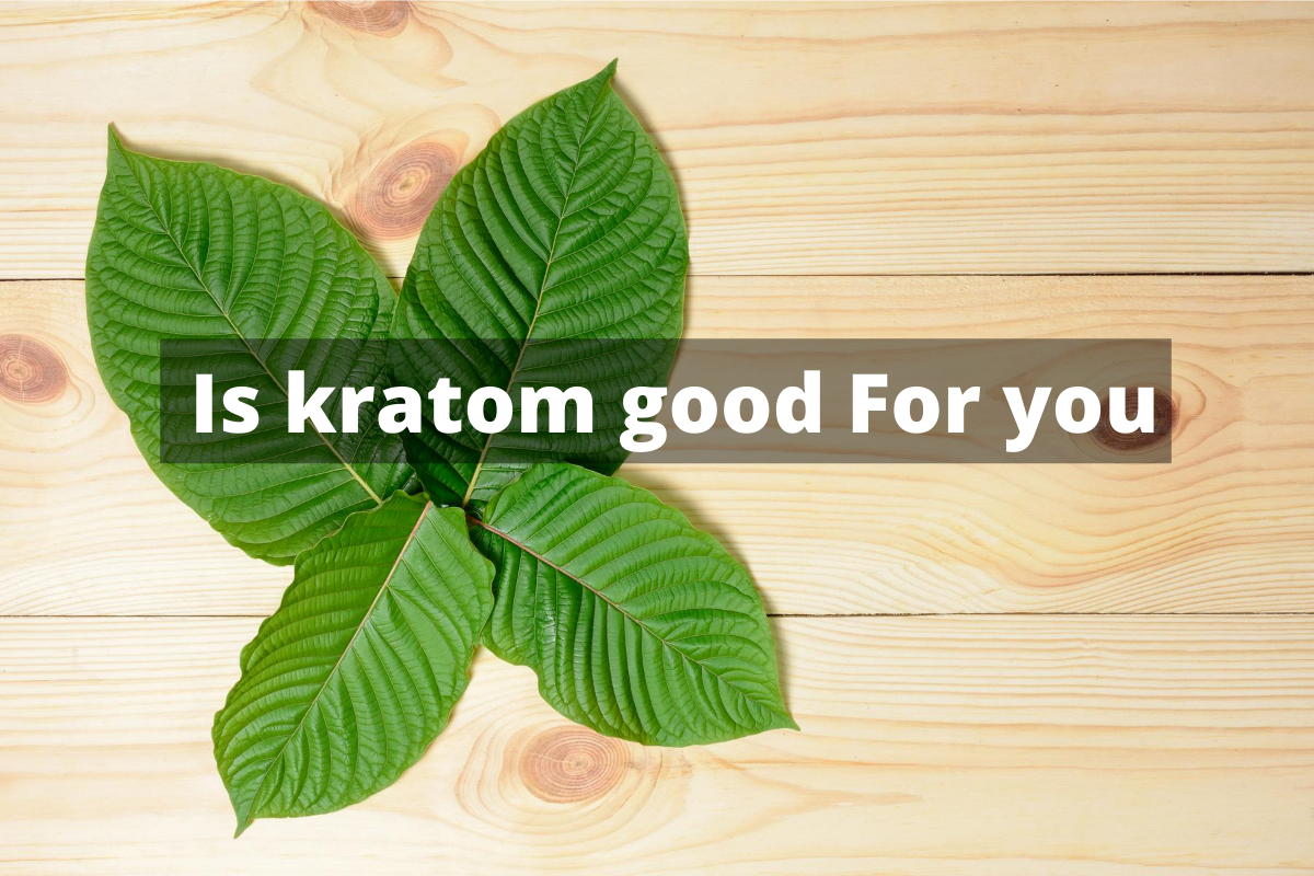 Is kratom good For you
