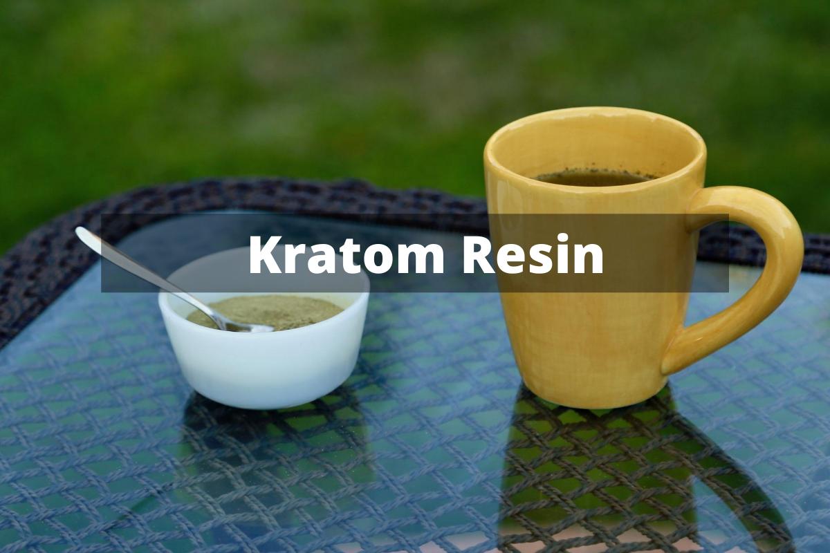 Kratom Resin