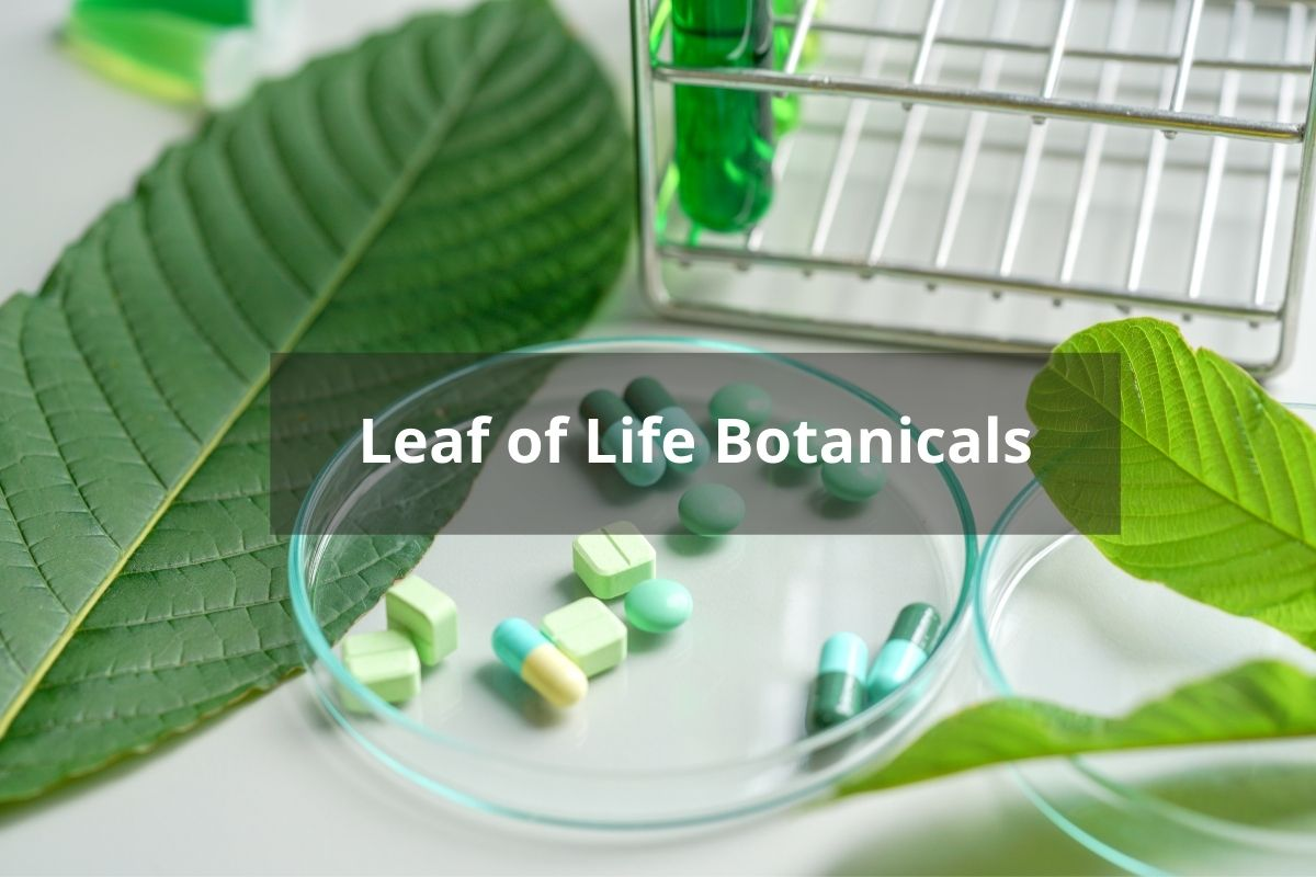 Leaf of Life Botanicals
