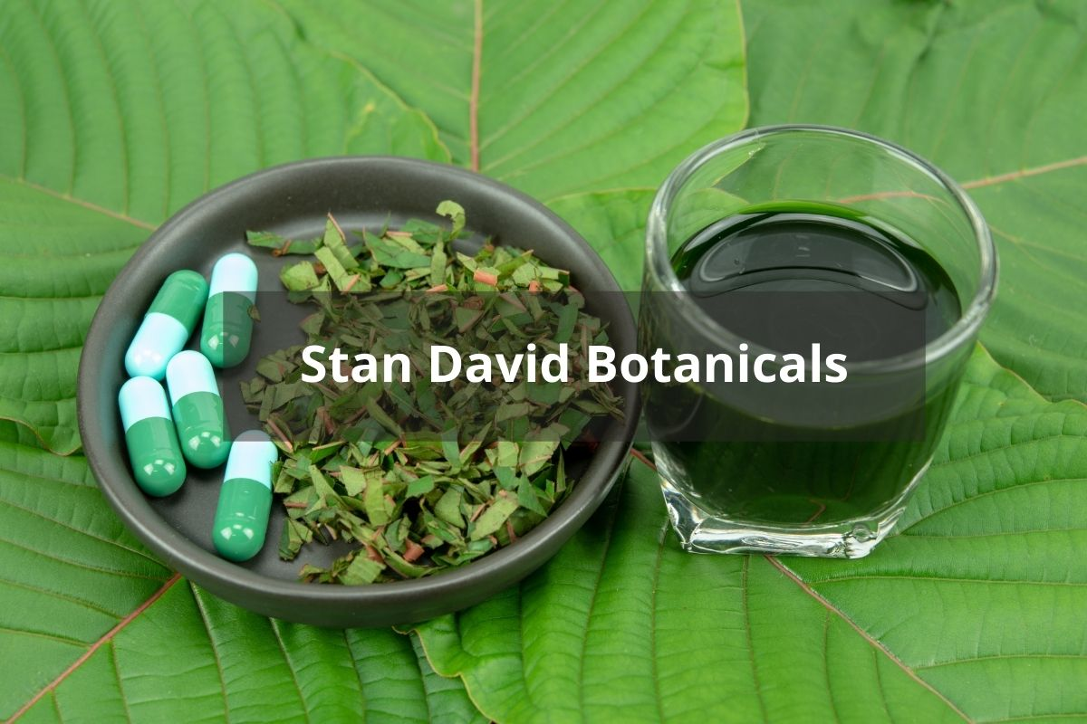Stan David Botanicals